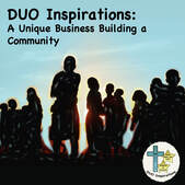 Picture DUO Inspirations: A Unique Business Building a Community